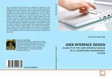 Bookcover of USER INTERFACE DESIGN