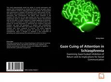 Обложка Gaze Cuing of Attention in Schizophrenia