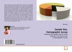 Buchcover von Sample Size, Demographic Survey