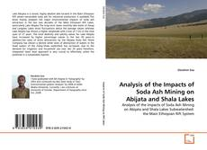 Buchcover von Analysis of the Impacts of Soda Ash Mining on Abijata and Shala Lakes