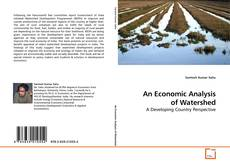 Buchcover von An Economic Analysis of Watershed