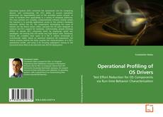 Bookcover of Operational Profiling of OS Drivers