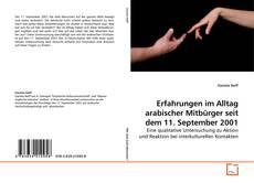 Bookcover of Erfahrungen im Alltag arabischer Mitbürger seit dem 11. September 2001