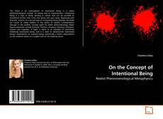 Bookcover of On the Concept of Intentional Being