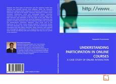 Buchcover von UNDERSTANDING PARTICIPATION IN ONLINE COURSES