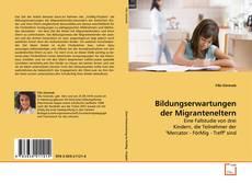 Couverture de Bildungserwartungen der Migranteneltern