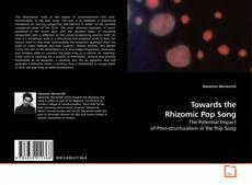 Borítókép a  Towards the Rhizomic Pop Song - hoz