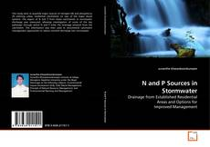 Buchcover von N and P Sources in Stormwater