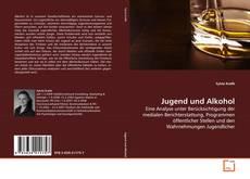 Capa do livro de Jugend und Alkohol