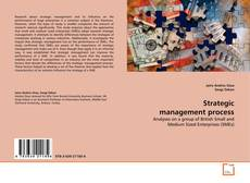 Bookcover of Strategic management process