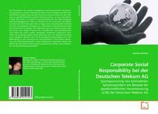 Capa do livro de Corporate Social Responsibility bei der Deutschen Telekom AG
