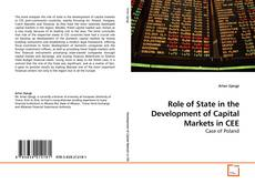 Role of State in the Development of Capital Markets in CEE的封面