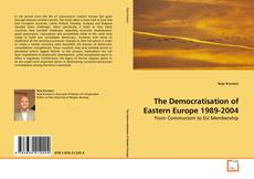The Democratisation of Eastern Europe 1989-2004的封面