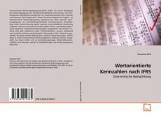 Buchcover von Wertorientierte Kennzahlen nach IFRS