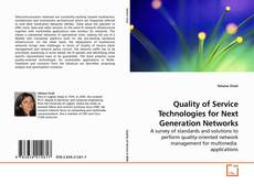 Обложка Quality of Service Technologies for Next Generation Networks