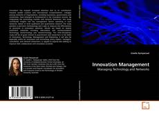 Bookcover of Innovation Management