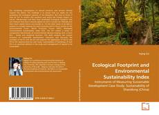 Ecological Footprint and Environmental Sustainability Index的封面