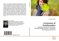 Capa do livro de A Grammar of Transformation