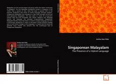 Singaporean Malayalam的封面