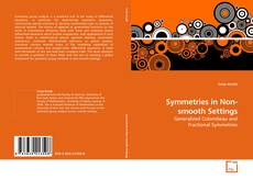Bookcover of Symmetries in Non-smooth Settings
