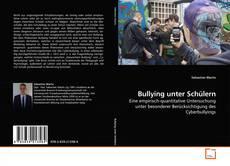 Bookcover of Bullying unter Schülern
