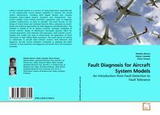Fault Diagnosis for Aircraft System Models kitap kapağı