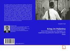 Bookcover of Krieg im Palästina