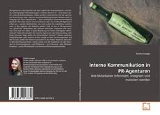 Buchcover von Interne Kommunikation in PR-Agenturen