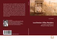 Bookcover of Lucchesian Villas Renders