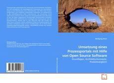 Buchcover von Umsetzung eines Prozessportals mit Hilfe von Open Source Software