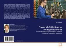 Capa do livro de Frauen als Stille Reserve im Ingenieurwesen