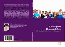 Capa do livro de Führung von Ehrenamtlichen