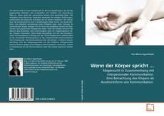 Buchcover von Wenn der Körper spricht ...