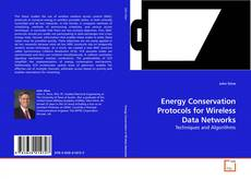 Portada del libro de Energy Conservation Protocols for Wireless Data Networks