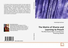 Buchcover von The Matrix of Shame and Learning to Preach