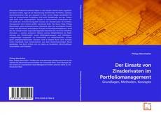 Bookcover of Der Einsatz von Zinsderivaten im Portfoliomanagement