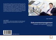 Bookcover of Dokumentenmanagement