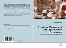 Portada del libro de Knowledge Management and Organizational Performance