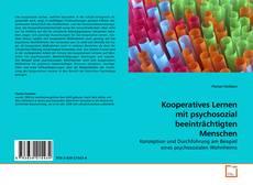 Buchcover von Kooperatives Lernen mit psychosozial beeinträchtigten Menschen