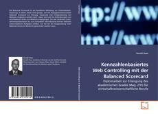 Обложка Kennzahlenbasiertes Web Controlling mit der Balanced Scorecard