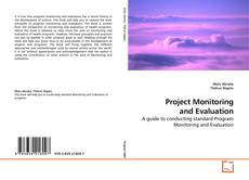 Bookcover of Project Monitoring and Evaluation