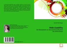 Bookcover of Web-Usability