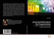 Capa do livro de Automated Biomedical Text Fragmentation