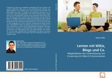 Portada del libro de Lernen mit Wikis, Blogs und Co.