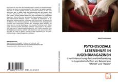 Buchcover von PSYCHOSOZIALE LEBENSHILFE IN JUGENDMAGAZINEN