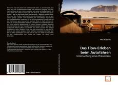 Bookcover of Das Flow-Erleben beim Autofahren