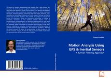 Bookcover of Motion Analysis Using GPS