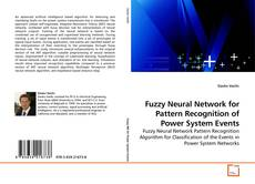 Buchcover von Fuzzy Neural Network for Pattern Recognition of Power System Events