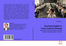 Bookcover of Teaching English in Cross-Cultural Settings