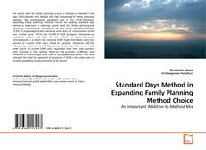 Bookcover of Standard Days Method in Expanding Family Planning Method Choice